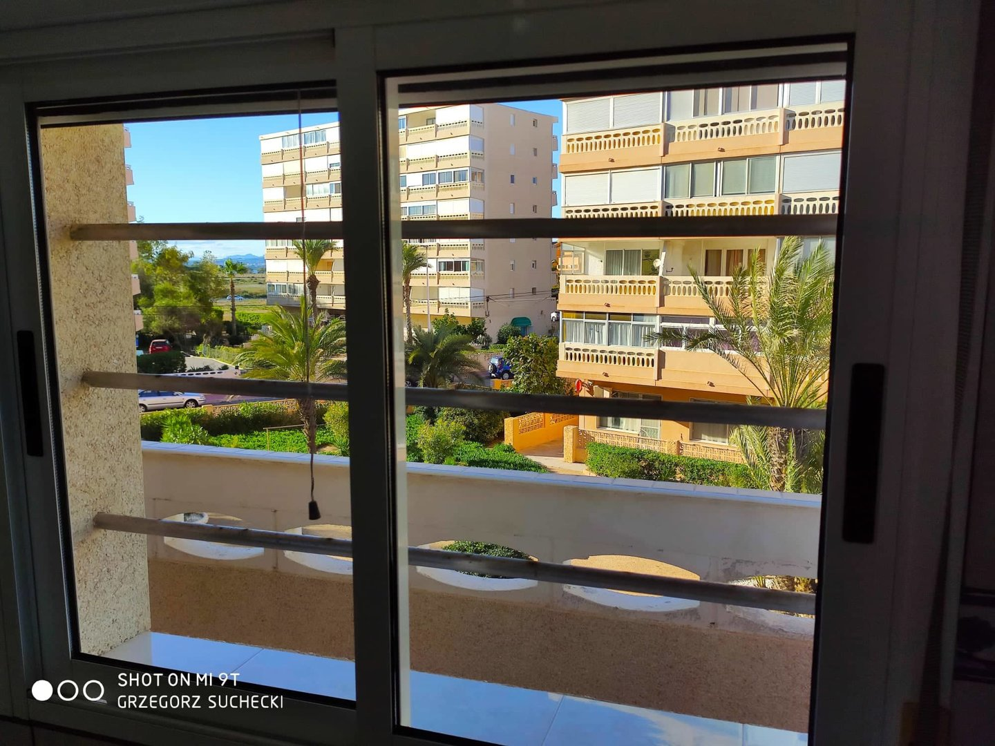 Apartment Los Europeos with Sea View